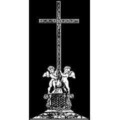 Крест 8