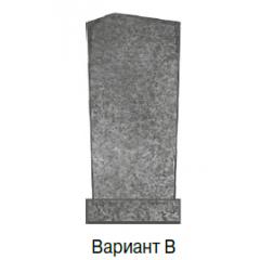 Памятник серый эконом Вариант B