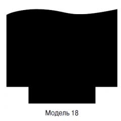 Памятник черный семейный Модель 18