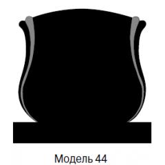 Памятник черный семейный Модель 44